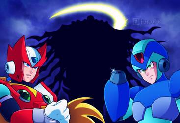 Megaman!! by Furipa93