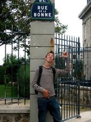 Paris by wo0ups