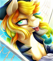 Why is there so much sun at sea sometimes tho by glitteronin