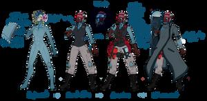 [KA] Lana mission gear basic reference by glitteronin