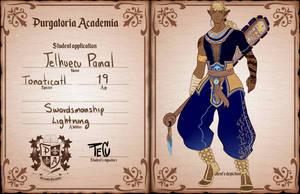 [PA] Student App: Tecu Painal by glitteronin