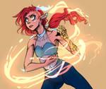 Dance moves like glass | Patreon brush teaser by glitteronin