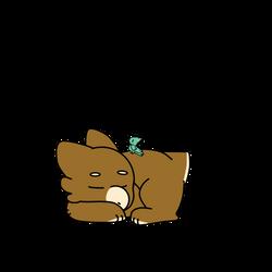 Sleepy bab by ChippyChip-OwO