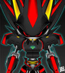 Mecha Shadow by goldhedgehog