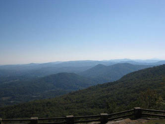 Blue Ridge Mountains 1 by larissa-stock
