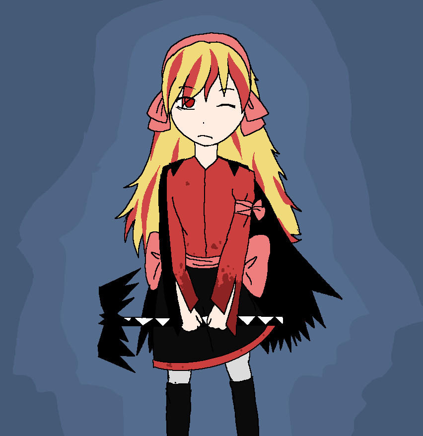 Magical Girl Scarlet? by Jutsei