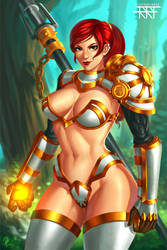 [Commission] World Of Warcraft Avatar. by RRFilustraciones
