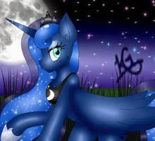 Moonlight Princess by RoyalTwilight