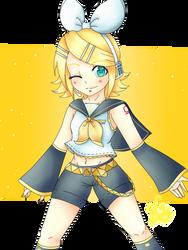 Rin-chan by RoyalTwilight