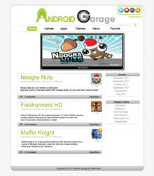 Android Garage - Android Design by ItsMeYaniv