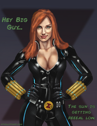 Black Widow by Nphill19