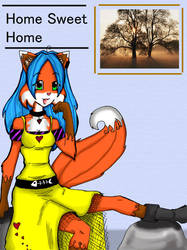 home sweet home ro-fox by purplebubble