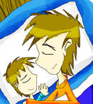 Sleeping With My Son by Ammoniteling