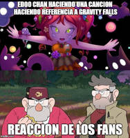 Insulto de FNAFHS hacia Gravity Falls ? by InvaderOfFandoms