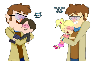 Daddy Ford Pines by Ammoniteling