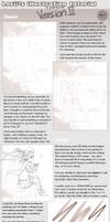 Lorii's CG Tutorial 2: part 1 by Sunflorii
