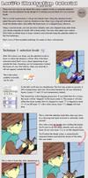 Lorii's CG Tutorial 2: part 2 by Sunflorii