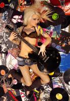 She's a Punk Rock Girl - 2 by J-s-K-Photography