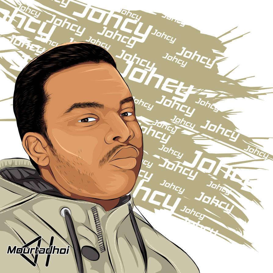 Johcy draw by Mourtadhoi djaffar by Mourtadhoi15