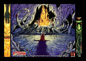 Santuario Maligno by Blaster2501
