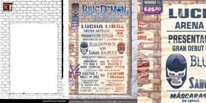 BD No.6 Cartel de Luchas by Blaster2501
