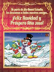 Feliz Navidad by Blaster2501