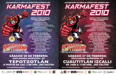 Karmafest 2010 by Blaster2501