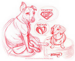 Krypto-nena-skt02 by Blaster2501