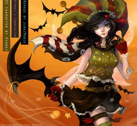 Commission : Kyonei by JinkiMania