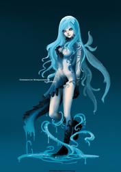 Commission : Windyautumnmoon by JinkiMania