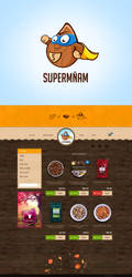 Supermnam by Navvrat