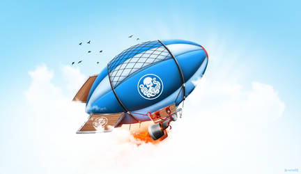 Airship by Navvrat