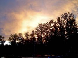 Sunset by wantingtobreakfree