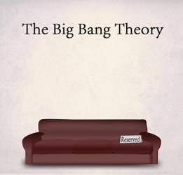 The Big Bang Theory Minimalist by Grafilabs