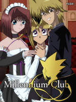 Millennium Club Title Page by Kuzai