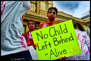 No Child Left Behind -Alive by whitehotphoenix