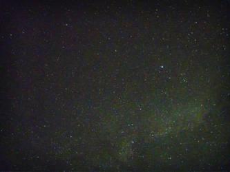 Milky Way by wolfrayetstar
