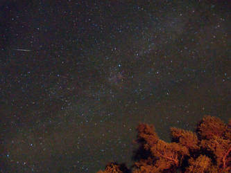 Under the Milky Way by wolfrayetstar