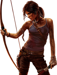 Tomb Raider Render by RajivCR7