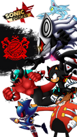 Sonic Forces Villains (Collab) by Yeiko2431