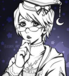 Com: Minerva by sakuyasworld