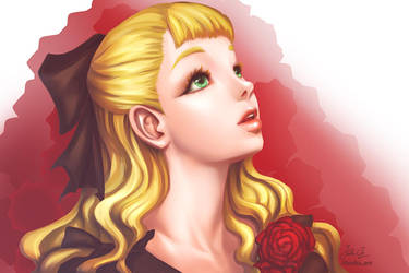 Rosalia by sakuyasworld
