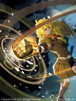 RWBY: Combat Ready Yang by sakuyasworld