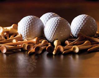 golfballs by shaladesigns
