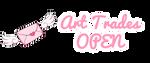 Pink Mail Art Trades Open Icon by Jonetsubara