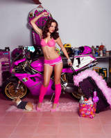 Ducati in pink 3 by ungeniux