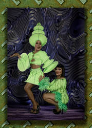 Ru Pauls Show by ungeniux