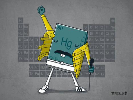Freddie Mercury by WirdouDesigns