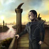 Cardassian by Kwayne64
