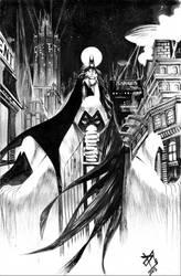 Angels of Gotham City by DEVMALYA